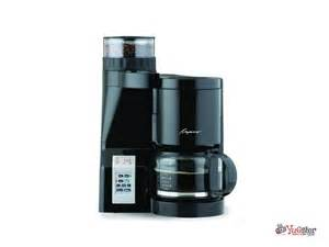 Coffee Grinder And Maker Combo Yugster Capresso Coffee Maker Burr Grinder Combination