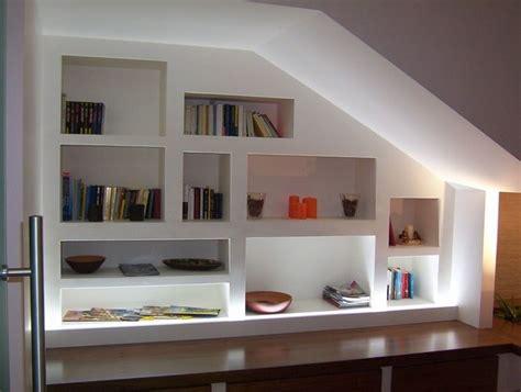 libreria sottoscala come attrezzare il sottoscala arredamento casa