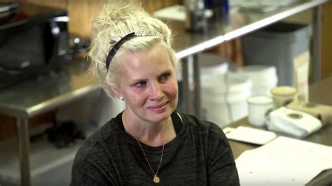 'Parenthood' Star Monica Potter Breaks Down Crying Over
