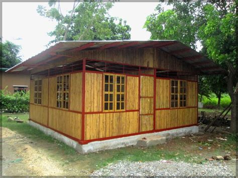 modern bamboo houses interior and exterior designs