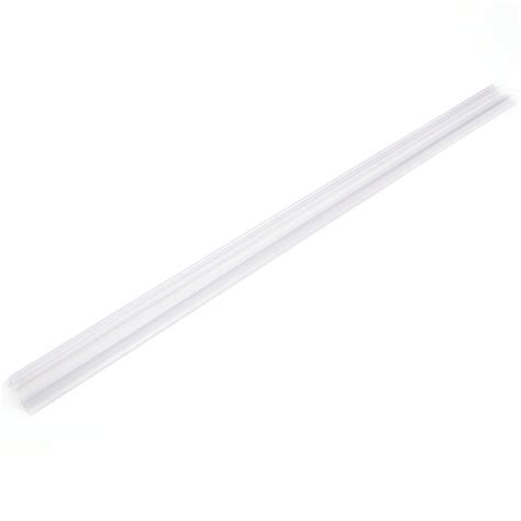 2x 90cm Long Bath Shower Screen Door Seal Strip Glass Shower Door Strips