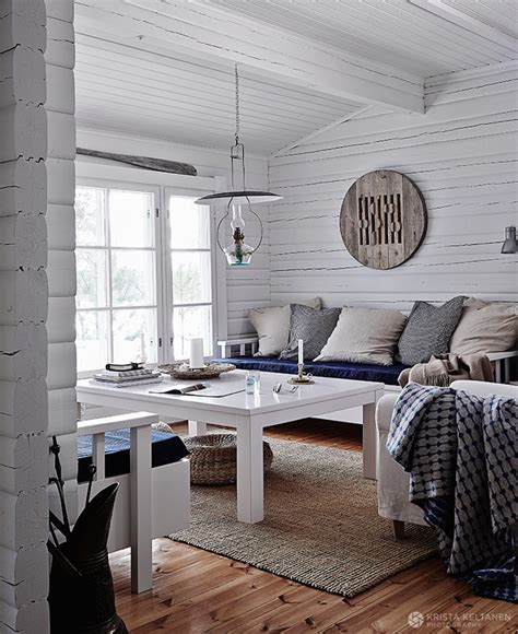 Scandinavian Design House nordic summer house meets beach house style
