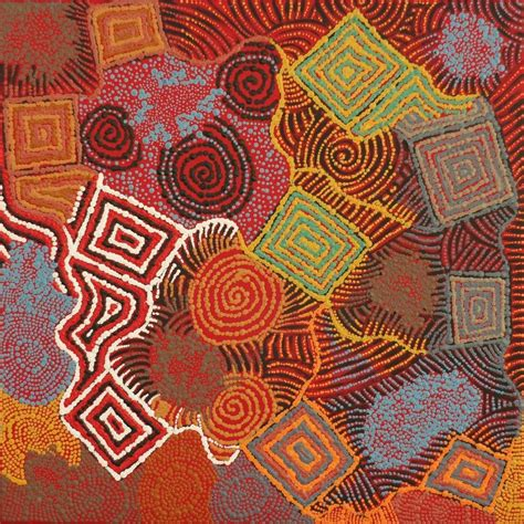 design art australia online angelina nijinpa water dreaming artlandish