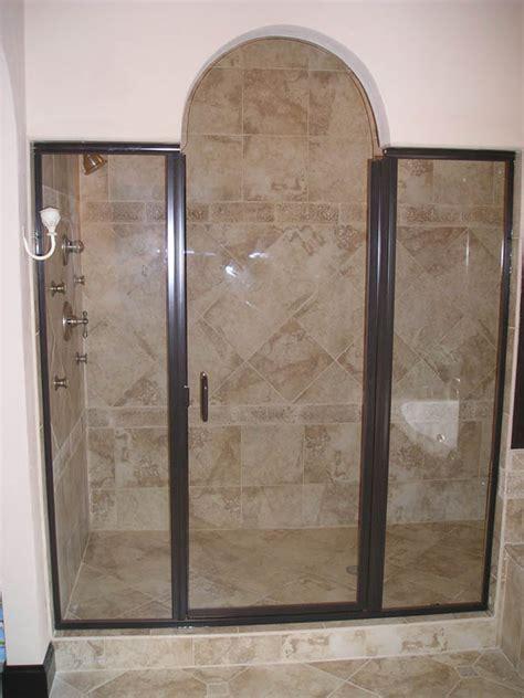 Swing Shower Doors Gallery Swing Shower Doors