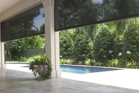 phantom screen retractable insect screens landscaping network