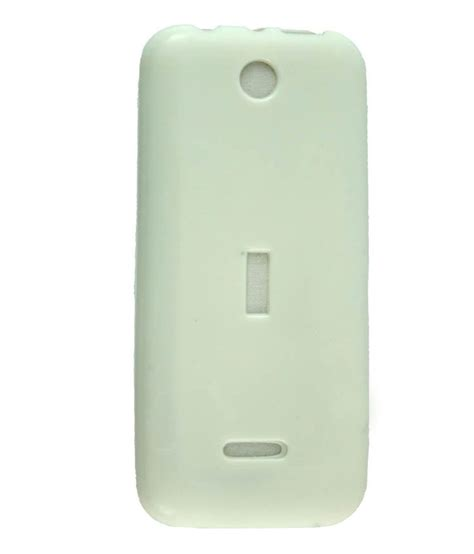 Soft Nokia 225 tronix k soft silicon back cover pouch for