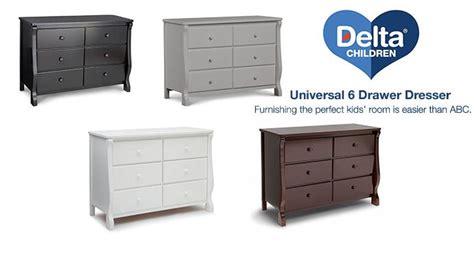 delta children universal 6 drawer dresser delta children universal 6 drawer dresser