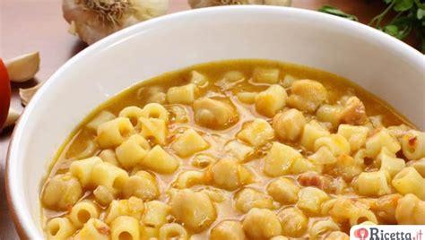 ricetta per cucinare i ceci ricetta pasta e ceci ricetta it
