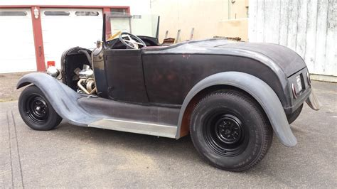 1929 Ford Roadster by 1929 Ford Model A Roadster Barn Find For Sale