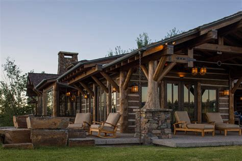 rocky mountain log homes timber frames rustic