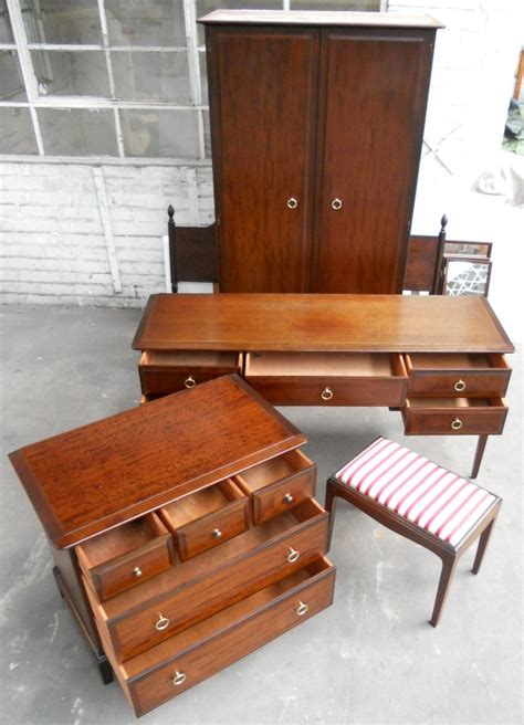 stag minstrel bedroom furniture five bedroom suite