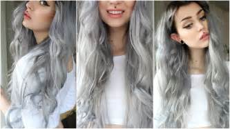silver hair color dye silver hair best images collections hd for gadget