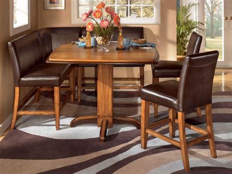 banquette dining set home design ideas