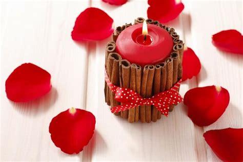 Tischdeko Hochzeit Winter by Tischdeko Winterhochzeit Kerze Mit Zimtstangen