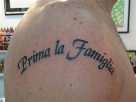 family comes first tattoo designs family comes on shoulder tattooimages biz
