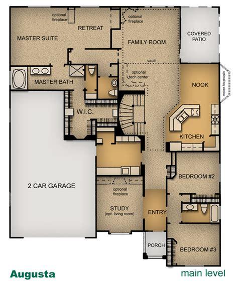 augusta floor plan augusta mcarthur homes