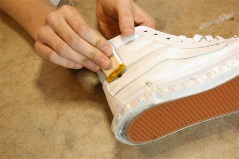 light up shoes where to buy diy light up shoes 28 images diy high tech rainbow