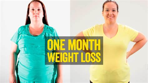 weight loss 5kg in one month how to lose weight in a month