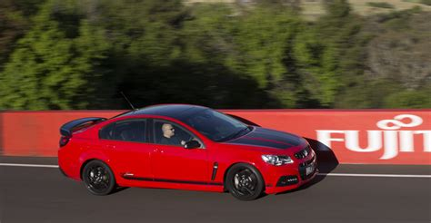 when was the holden car produced 2015 holden commodore ss v redline review caradvice