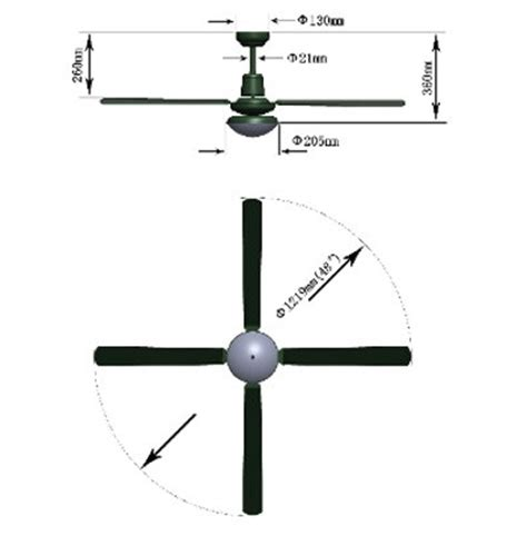 48 Inch Ceiling Fans With Remote by Fias Ramo 48 Inch Ceiling Fan With Light Remote White