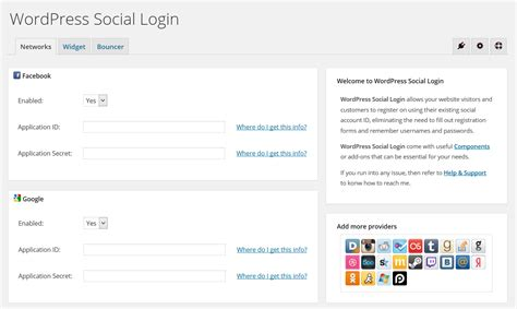 themes wordpress login wordpress social login wordpress plugins