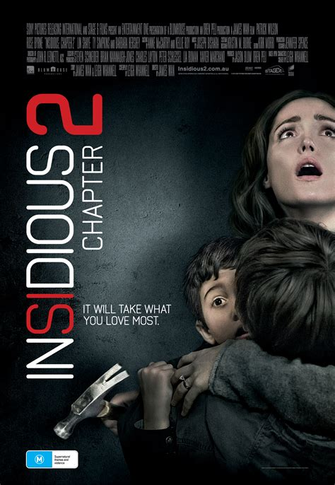 film insidious review review insidious chapter 2 trespass magazine