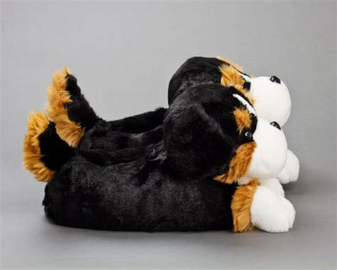 house shoes for dogs bernese mountain dog slippers bernese dog slippers