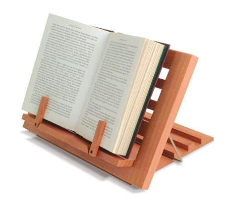 book holder for desk wooden reading rest adjustable book holder display stand