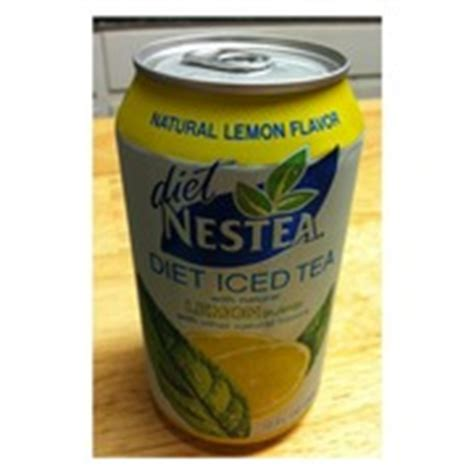 Drink Of The Month Alabama Iced Tea Ni by Nestea Iced Tea Diet Lemon Flavor Calories