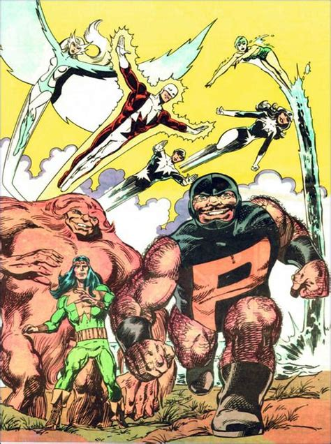 alpha flight by john 187 best john byrne images on