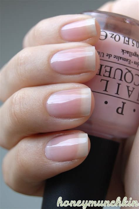 opi light pink nail polish opi quot in the spot light pink quot the femme de cirque