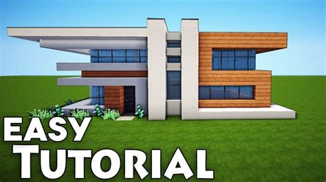 home design gold tutorial minecraft small easy modern house tutorial how to build