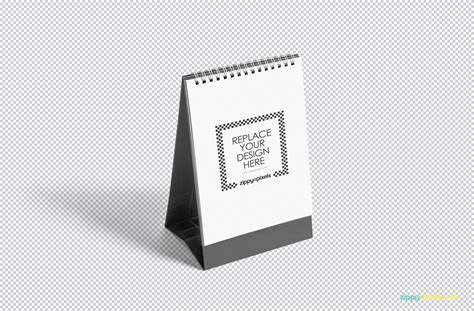how to make a desk calendar in photoshop free desk calendar mockup psd zippypixels