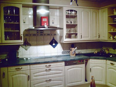 küchenschrank auszug anbauwand buche