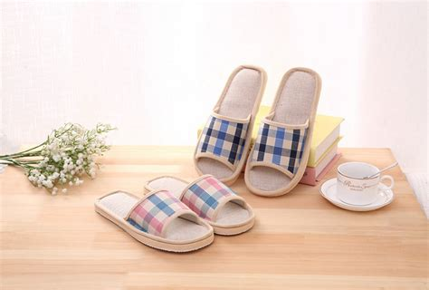 Sandal Selop Kain Indoor Sloop 1 sandal selop indoor size 37 38 pink jakartanotebook