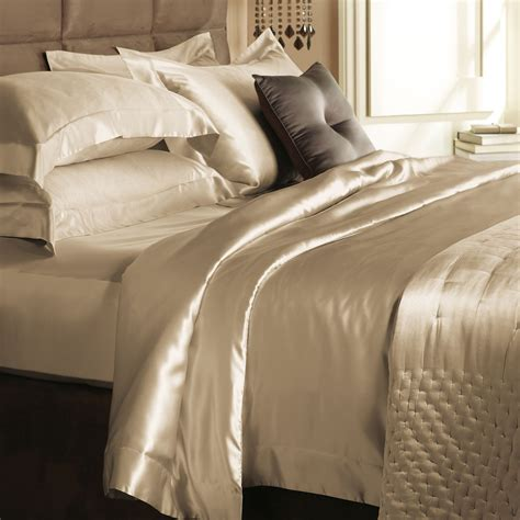 Silk Quilt Covers by Gingerlily Silk Duvet Cover At Amara