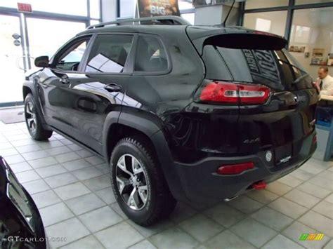 trailhawk jeep black brilliant black pearl 2014 jeep trailhawk