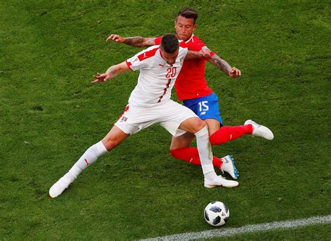 world cup 2018 serbia vs switzerland lineups preview