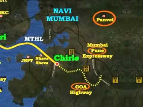nhava sheva sea sewri nhava sheva mumbai trans harbour link mthl mmrda