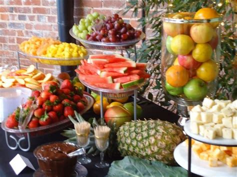 fruit and cheese display fruit and cheese display fruity delight