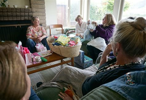 Richie Donates Baby Shower Gifts To Charity by A Baby Shower Tea For Charity Emilystyle