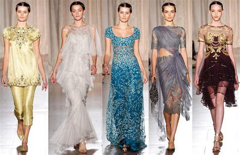 Tas Fashion Set K07 Axra marchesa 2013 rtw collection india inspired new york fashion week 1 only4fashionistas