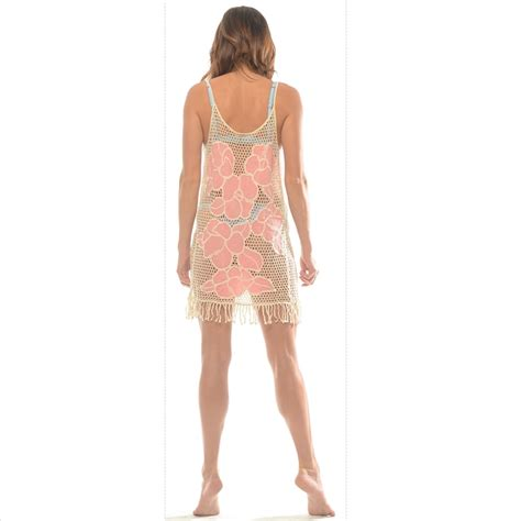 Knit Cover Up knit cover up pink