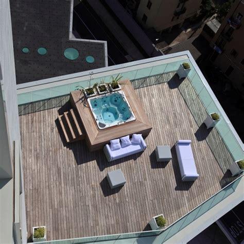 piscina sul terrazzo come scegliere una piscina quale forma dove installarla