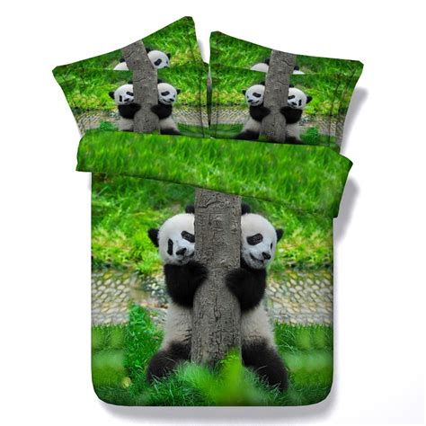 popular panda comforter set twin buy cheap panda comforter