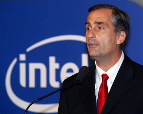 Brian Krzanich Brian Krzanich Elected Next Ceo Of Intel Notebookcheck