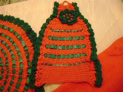 porta rollo para cocina a crochet porta rollo de papel a crochet mila artes manuales