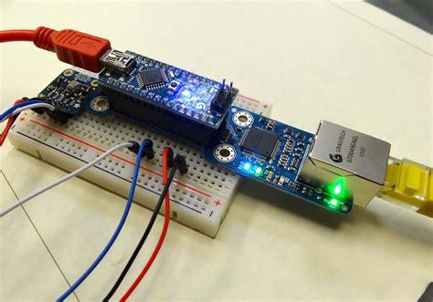 Ethernet Shield Arduino arduino technology tutorials