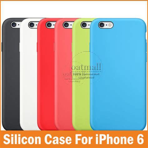 Sale Silicone Original For Iphone 7 Plus Edition new like original official design cover for apple iphone 6 plus silicon 5 5 inch for