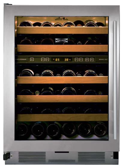 Wine Rack Cooler by Sub Zero 424gs Wine Storage Cooler And Wine